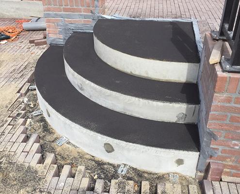 Lexmond wet toegankelijkheid in de praktijk burdie vloertechniek - Ontwerp betonnen trap ...